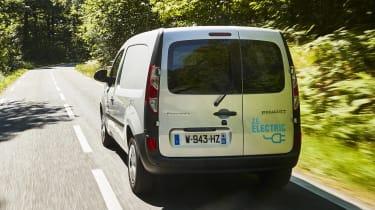 Renault Kangoo Z.E. - rear