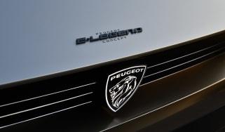 Peugeot e-LEGEND - grille