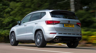 Cupra Ateca - rear