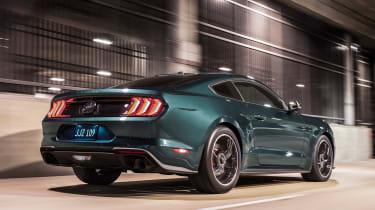 Ford Bullitt Mustang GT - rear