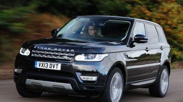Range Rover Sport 4x4 2013