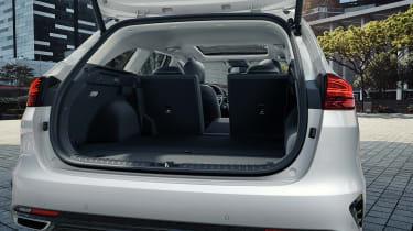 Kia Ceed Sportswagon PHEV - boot