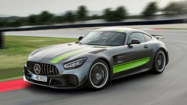 Mercedes-AMG GT R Pro - front