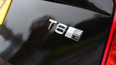 Volvo XC90 - T8 badge