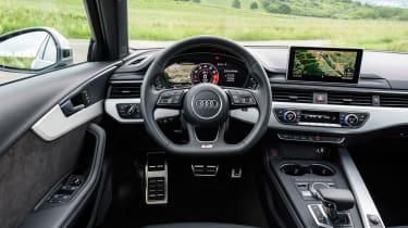 Audi S4 Avant 2016 - interior