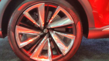 MG X-Motion concept wheel