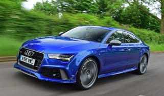 Audi RS7 Performance - front