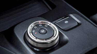 Ford Mustang Shelby GT500 - gear selector
