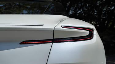 Aston Martin DB11 V8 - rear light detail