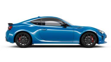 Toyota GT86 Club Series Blue Edition - side