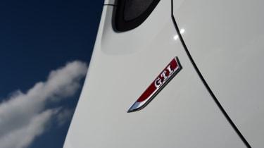 Volkswagen up! GTI side badge