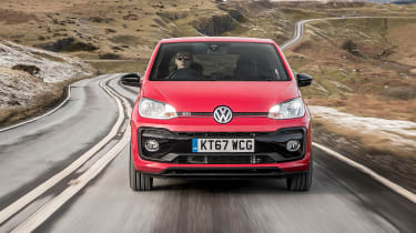 Volkswagen up! GTI - full front