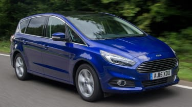 Ford S-MAX - best used MPVs and people carriers