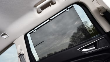 Ford S-MAX long-term - sun blinds