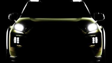 Toyota FT-AC teaser