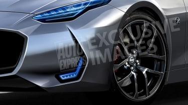 Nissan Z-Car concept - Tokyo 2017 - front
