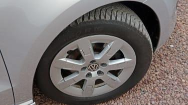 Used Volkswagen Polo - wheel