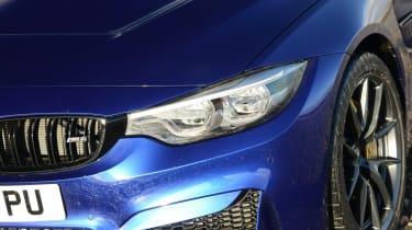 BMW M4 CS - front light