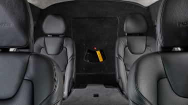 Volvo XC90 Armoured - boot hatch