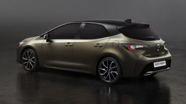 Toyota Auris - rear