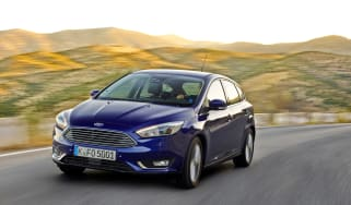 New Ford Focus 2014 nose