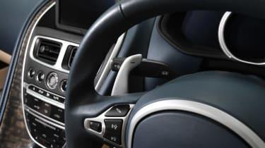 Aston Martin DB11 Volante - interior detail