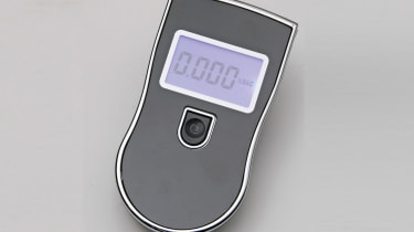OFTEN Breath Alcohol Tester