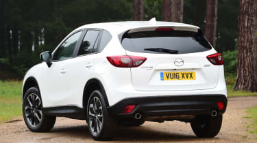 Mazda CX-5 - rear static
