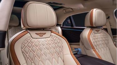 Bentley Flying Spur Odyssean Edition - seats