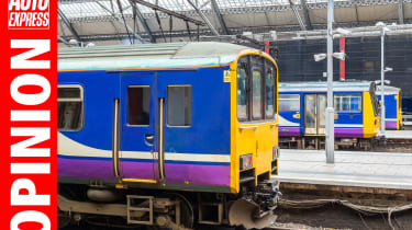 Opinion - Trains