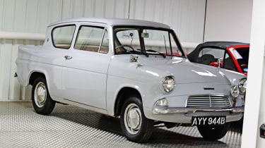 Movie and TV cars - Ford Anglia