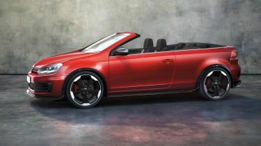VW Golf GTI Cabriolet 2