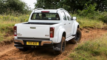 D-MAX Arctic Trucks AT35 - off-road 2
