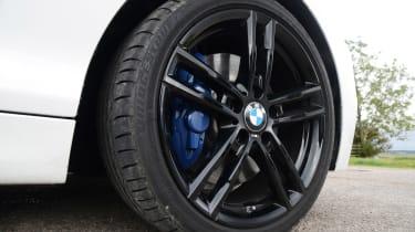 BMW 2 Series - wheel