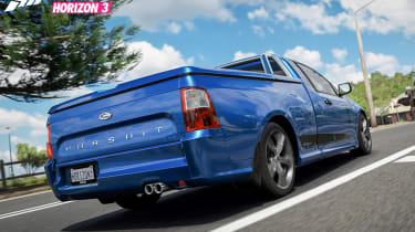 Forza Horizon 3 - Ford FPV Pursuit Ute