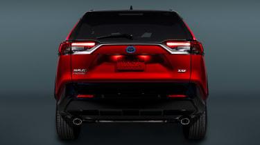Toyota RAV4 Prime - full rear