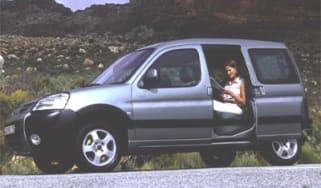 Peugeot Partner Combi