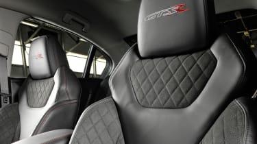 Vauxhall VXR8 GTS-R - seats