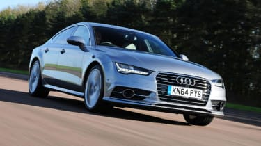 Used Audi A7 Sportback - front