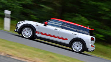 MINI Clubman JCW - side