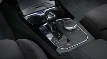 BMW 220d Gran Coupe  - centre console