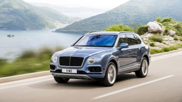 Bentley Bentayga - Footballers' cars