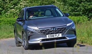 Hyundai Nexo - front