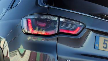 Jeep Compass - tail light