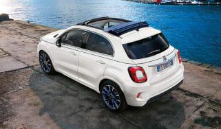 Fiat 500X Dolcevita - rear