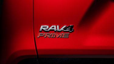 Toyota RAV4 Prime - side badge