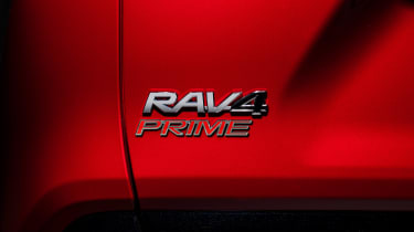 Toyota RAV4 Prime - side badge