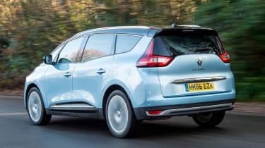 Renault Grand Scenic - rear