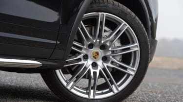 Porsche Cayenne Diesel - wheel