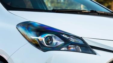 Toyota Yaris GR Sport - front light